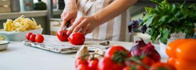 Obrázek s rajčaty