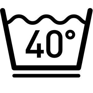 Risultato immagini per simboli lavaggio stiro