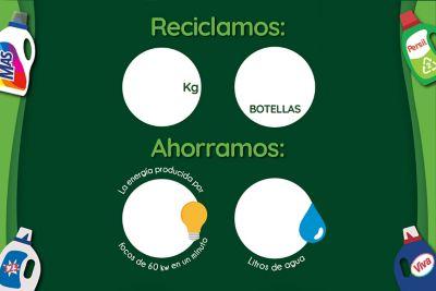 Campaña de reciclaje del HDPE