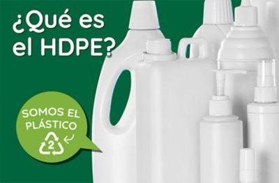 ¿Qué es el HDPE?