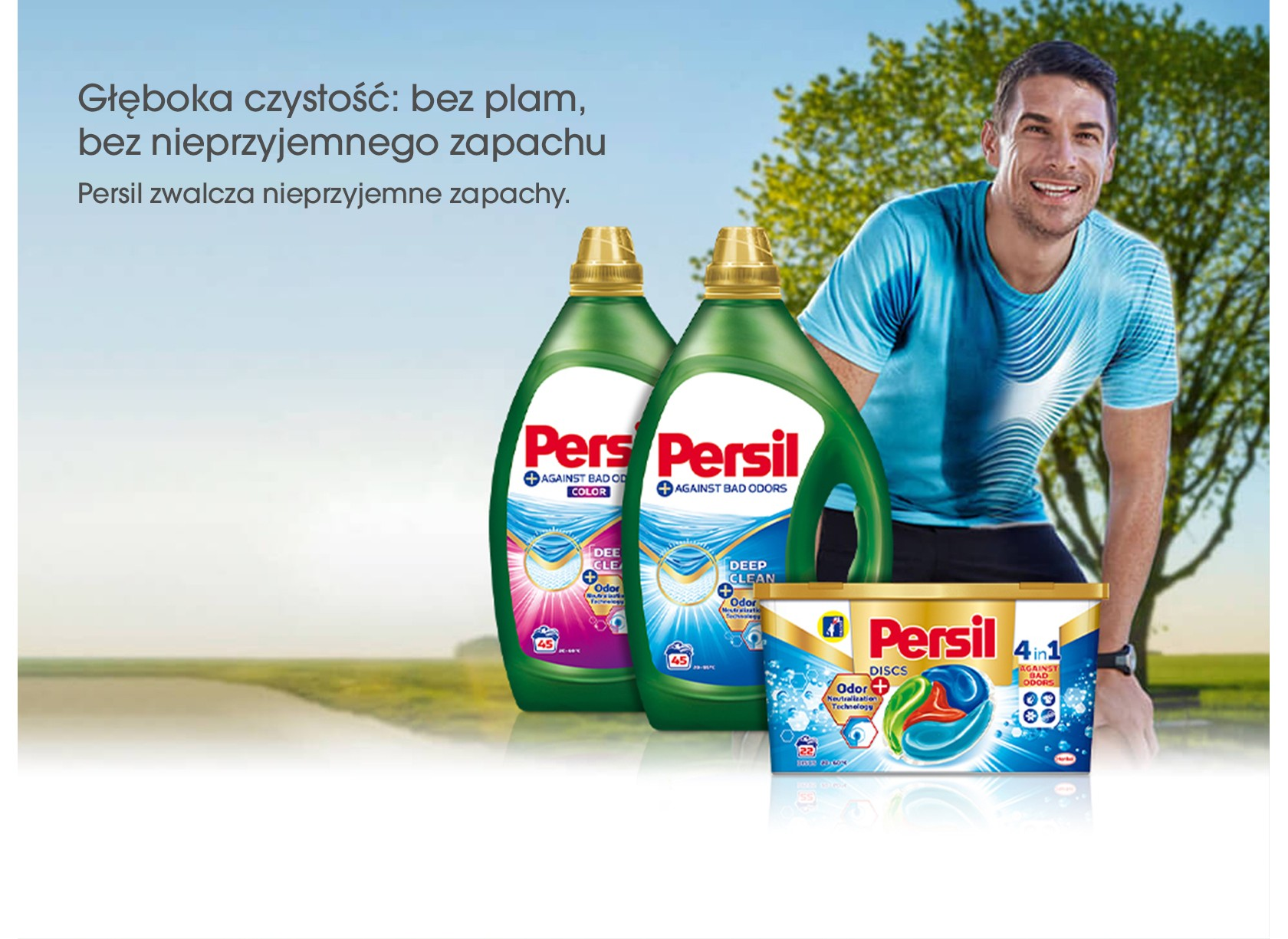 Persil 4in1 Discs Home Slider Mobile