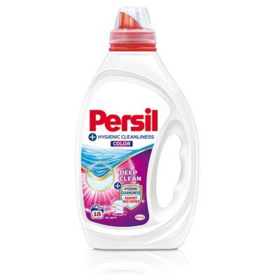 A Persil mosószer szagsemlegesítő technológiája hatékonyan megküzd  a kellemetlen szagokkal, a higiénikus tisztaságért és a friss illatért.
