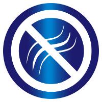 """Prednosti detergenta Persil Gel proti neprijetnim vojavam: simbol za """"nevtralizacija neprijetnih vonjav""""."""
