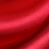 Roter samtiger Stoff