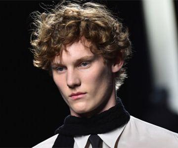 Männer haare wellig machen Frisuren Männer