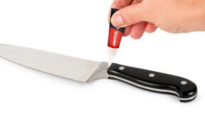 Come riparare il manico di un coltello?