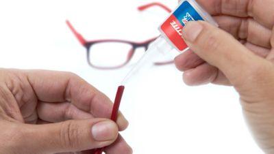 Come riparare gli occhiali?