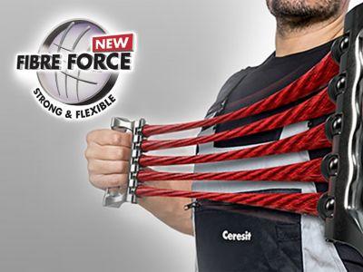 Technológia Fibre Force - Spoznaj silu vlákien!