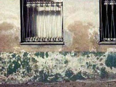 Uszczelnianie silnie zasolonych ścian