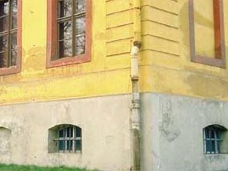 Uszczelnienie ścian o niskim zasoleniu