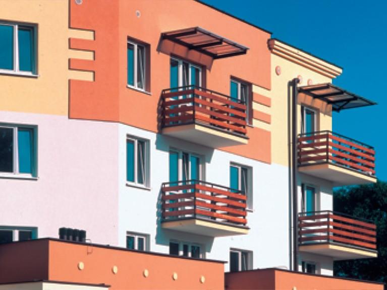 System balkonowy