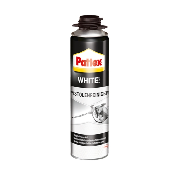 PU-Schaum White Line Pistolenreiniger