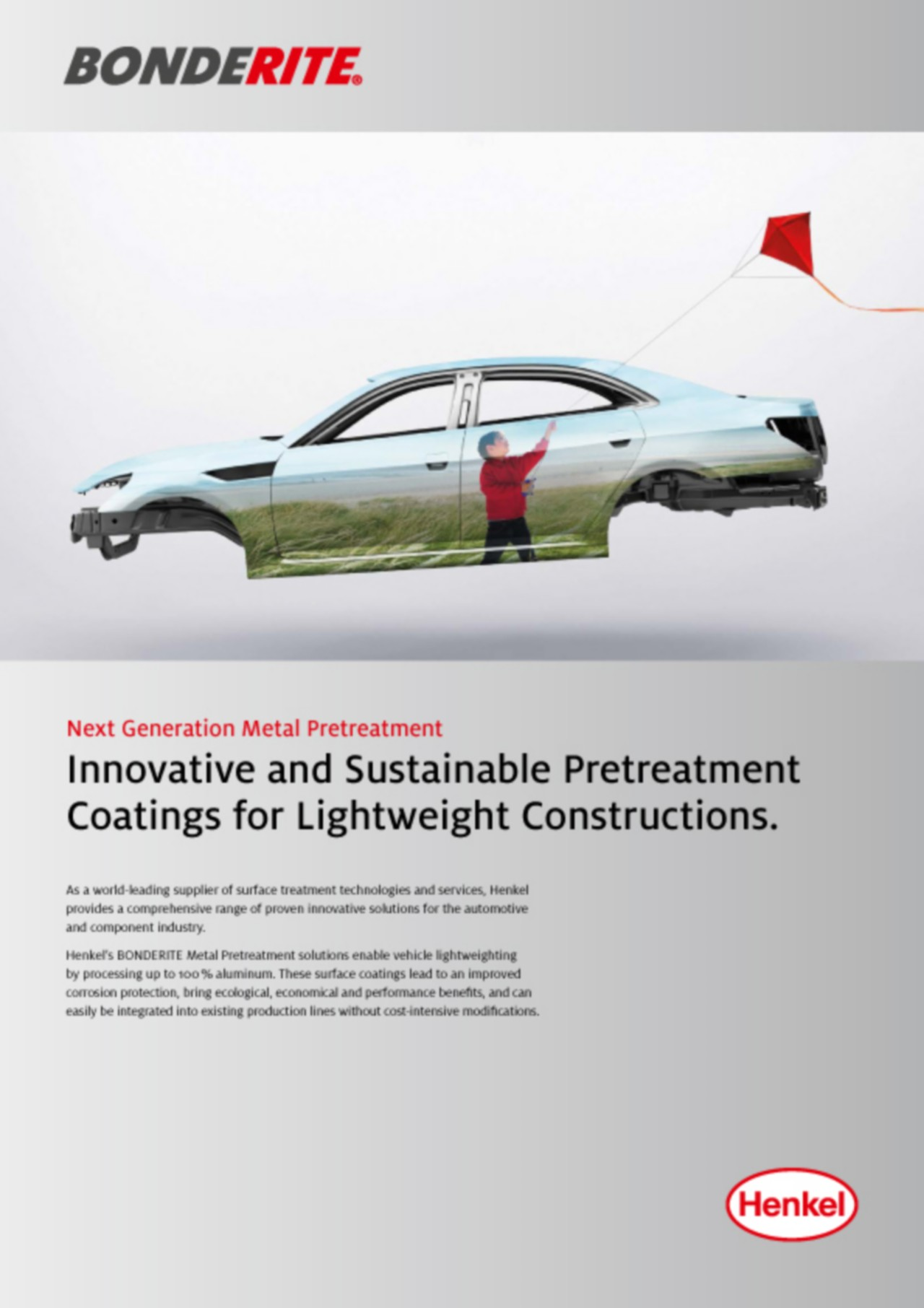 Surface Treatments For Automotive Manufacturing Henkel Adhesives