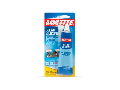Loctite® Clear Silicone Waterproof Sealant