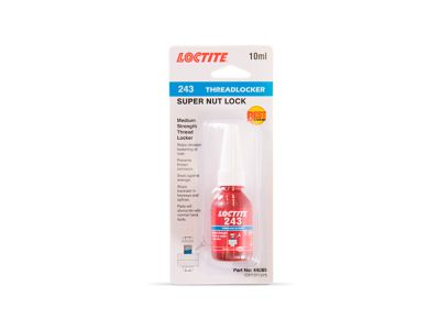Loctite® Threadlocker Blue 243