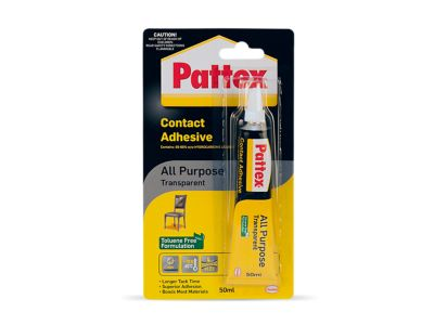 Contact Adhesive All Purpose Transparent