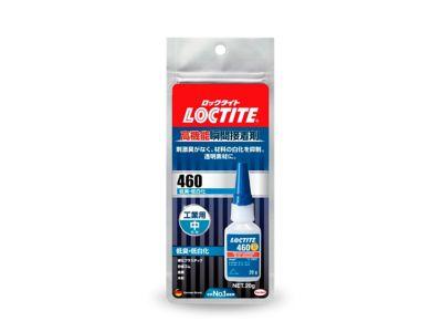 強力瞬間接着剤 460 低臭・低白化