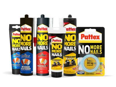 PATTEX NO MORE NAILS