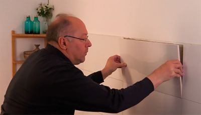 Reparar azulejos rotos