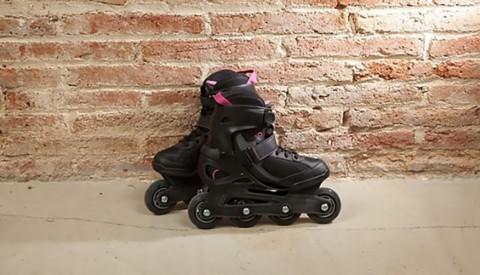 Cómo reparar tus patines de ruedas roto