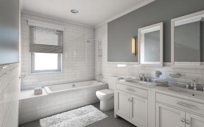 Resealing around a bathtub