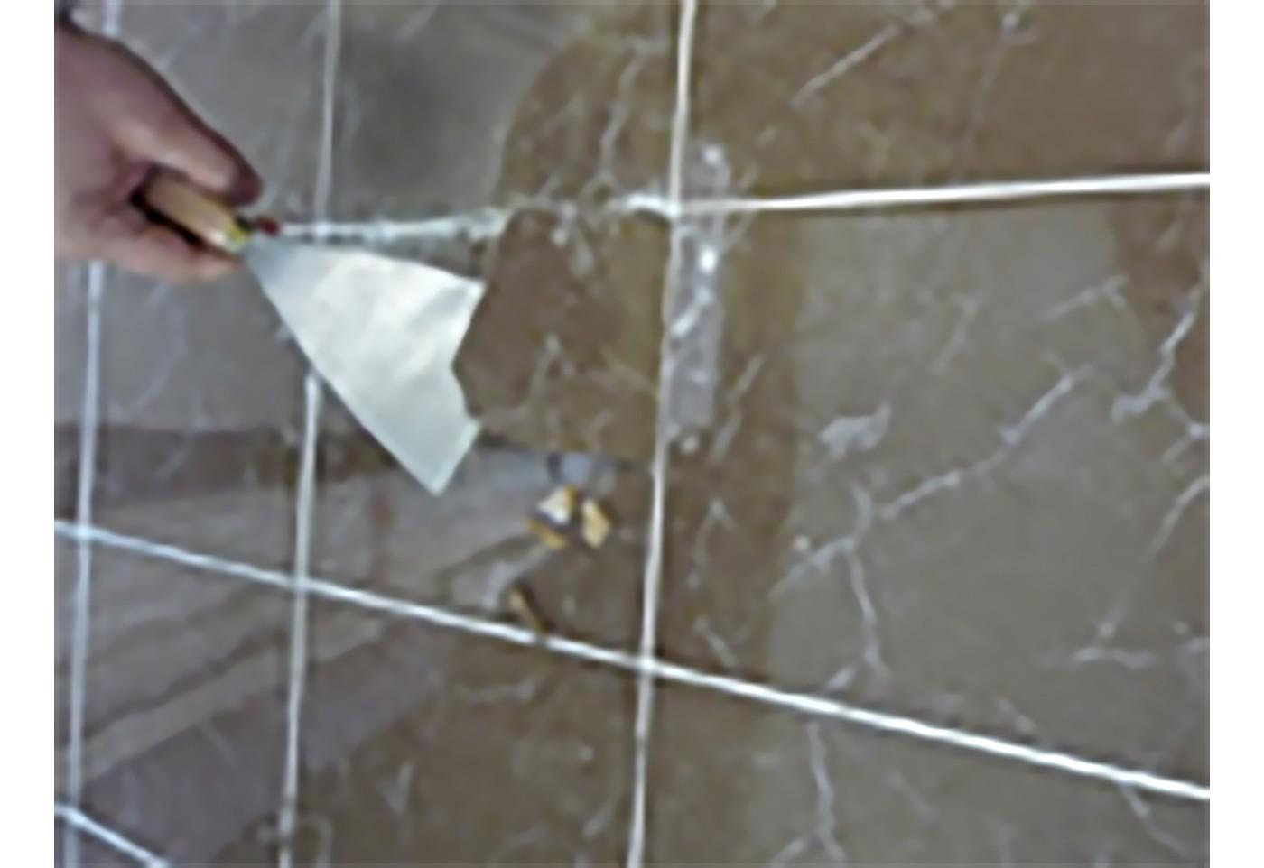 Come Incollare Le Mattonelle ripara piastrelle e mattonelle con millechiodi water resistant