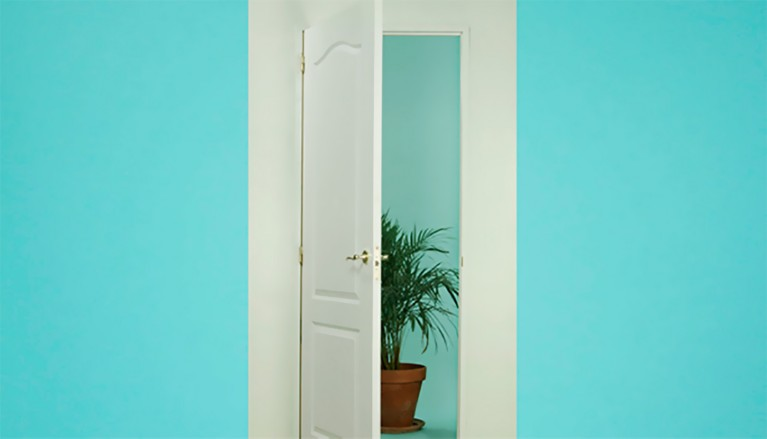 Cómo arreglar una puerta de madera