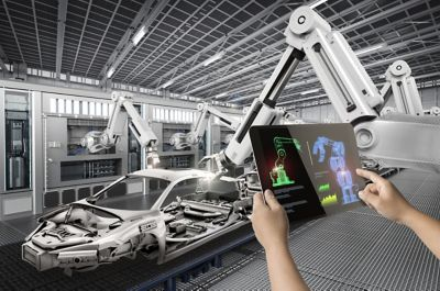 Innovations Driving Industrial Automation