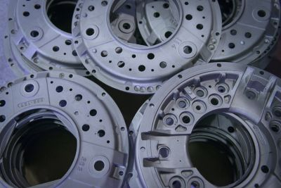 Round discs used for sheet metal stamping