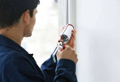 Calfeutrage d'une fenêtre intérieure