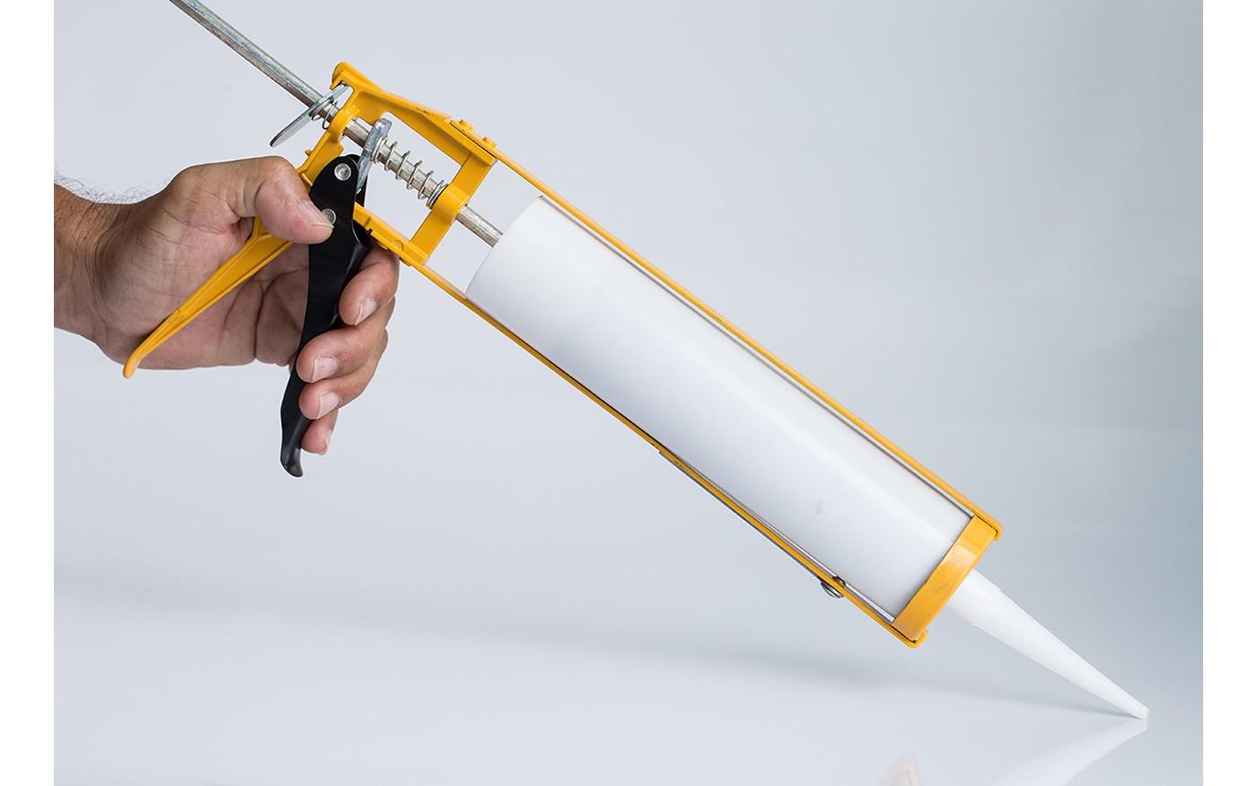 Pistolet à cartouche pour mastic d'étanchéité