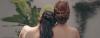 Zwei Frauen mit Hochzeitsfrisuren