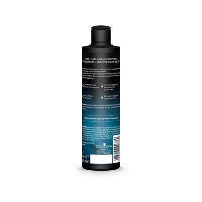 Shampoo Feuchtigkeit packshot photo back side