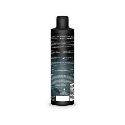 Shampoo Silber packshot photo back side