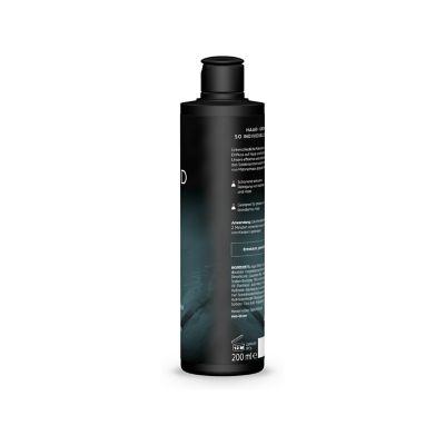 Shampoo Silber packshot photo right side