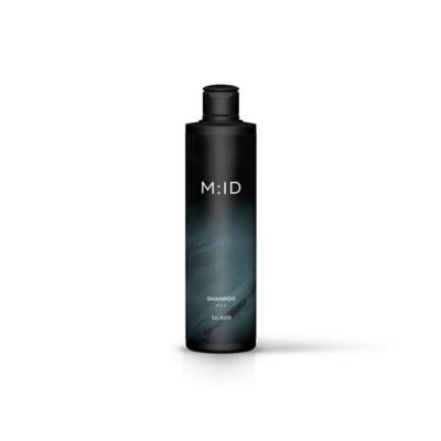Shampoo Silber Bottle