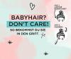 Collage Bye Bye Babyhaar