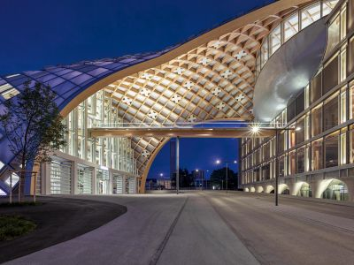 Swatch Building Complex