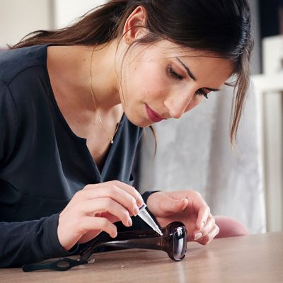 ¿Cómo reparar gafas?