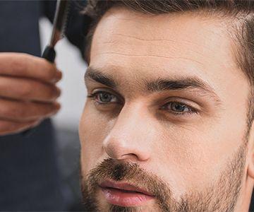 Geheimratsecken lange haare Welche Frisur
