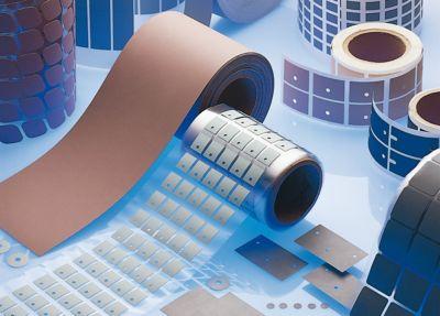 Array of Henkel's BERGQUIST SIL PADs portfolio