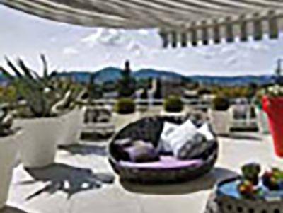 Terasy, balkóny a lodžie