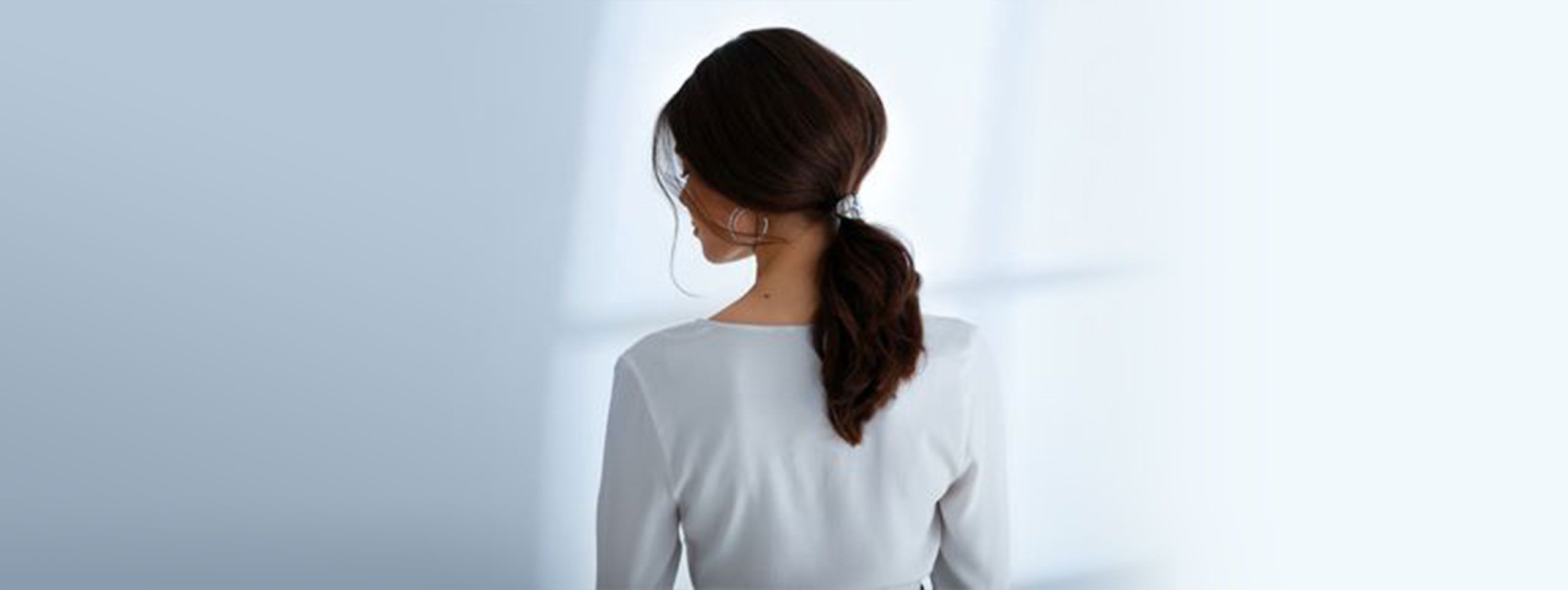 Round hair clips