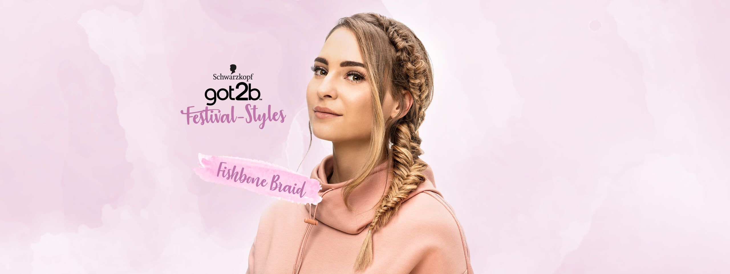 Fishbone Braid – dein lässiger Festival-Look