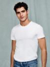 Model Johnathan im Nordic-Rawness-Look