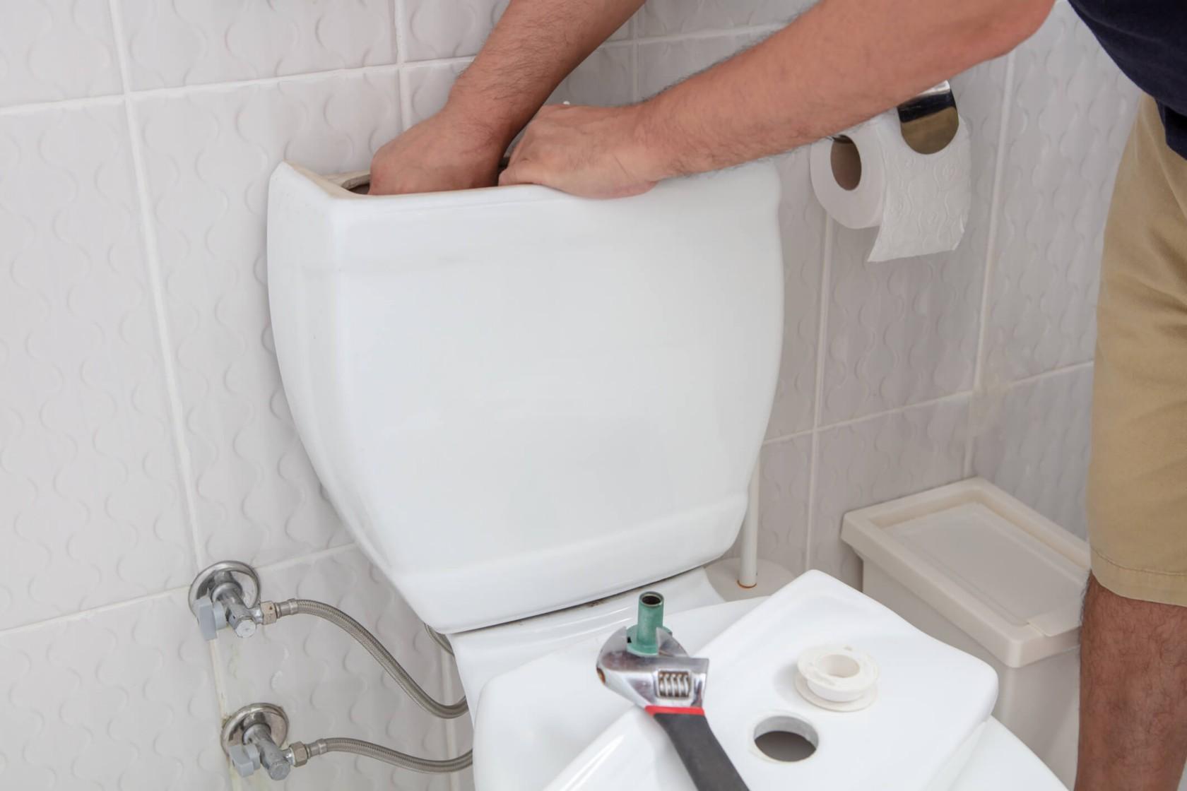 Warum stinkt das WC