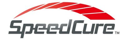 Campaign logo for SpeedCure