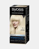 Syoss дълготрайна боя за коса Платинен изрусител 13_5