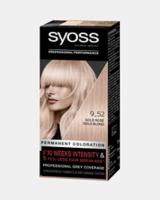Syoss дълготрайна боя за коса Светло розово златно рус 9_52