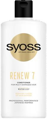 SYOSS RENEW 7 Балсам